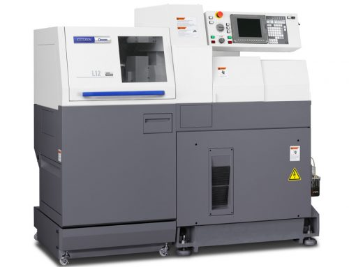 Investment in Citizen L12 CNC Sliding Head Lathe with LFV technology